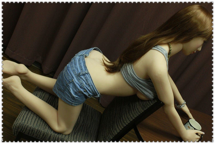Image of [#003] ULTRA Realistic & Sexy 158cm TPE/Silicone Lifelike Sex Dolls