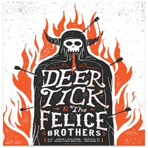 Image of Deer Tick & The Felice Brothers