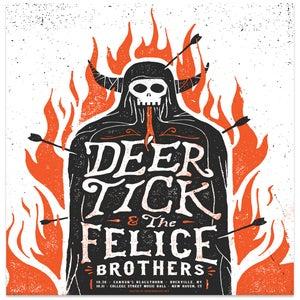 Image of Deer Tick & The Felice Brothers
