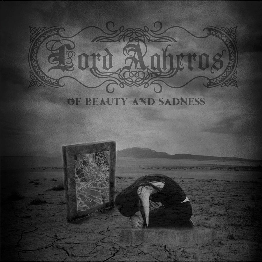 "Image of LORD AGHEROS ""Of Beauty And Sadness"" CD"