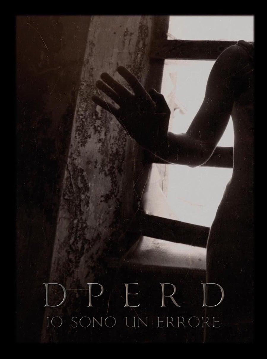 """Image of DPERD """"Io Sono Un Errore"""" A5 digiCD"""