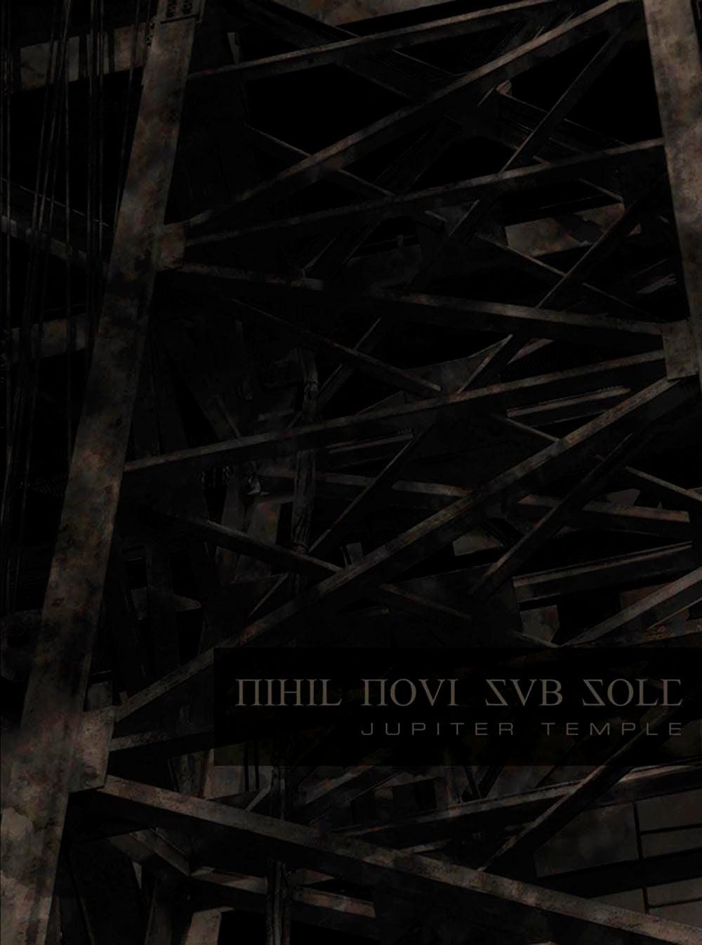"Image of NIHIL NOVI SUB SOLE ""Jupiter Temple"" A5 digiCD"