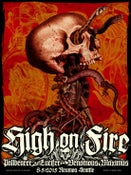 Image of HIGH ON FIRE Seattle