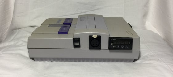 Image of Super Nintendo (SNES) E-Enail