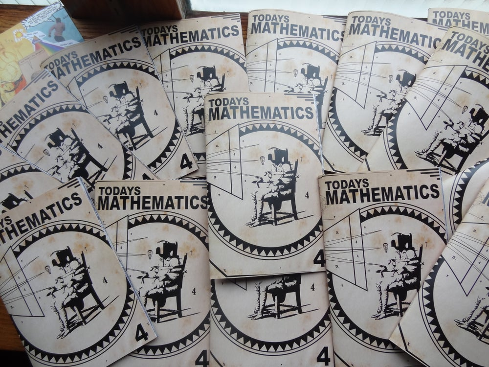 Image of Todays Mathematics Issue 4