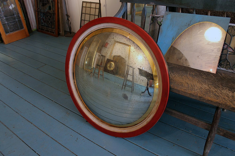 Image of Red Convex™