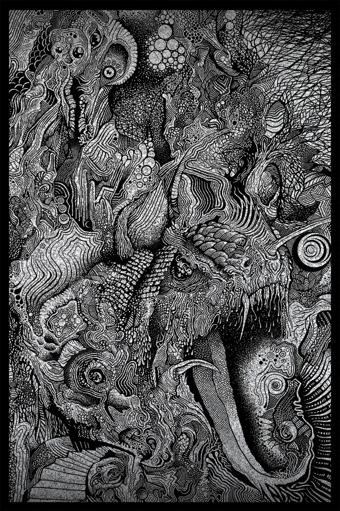 Image of Torment Screen Print