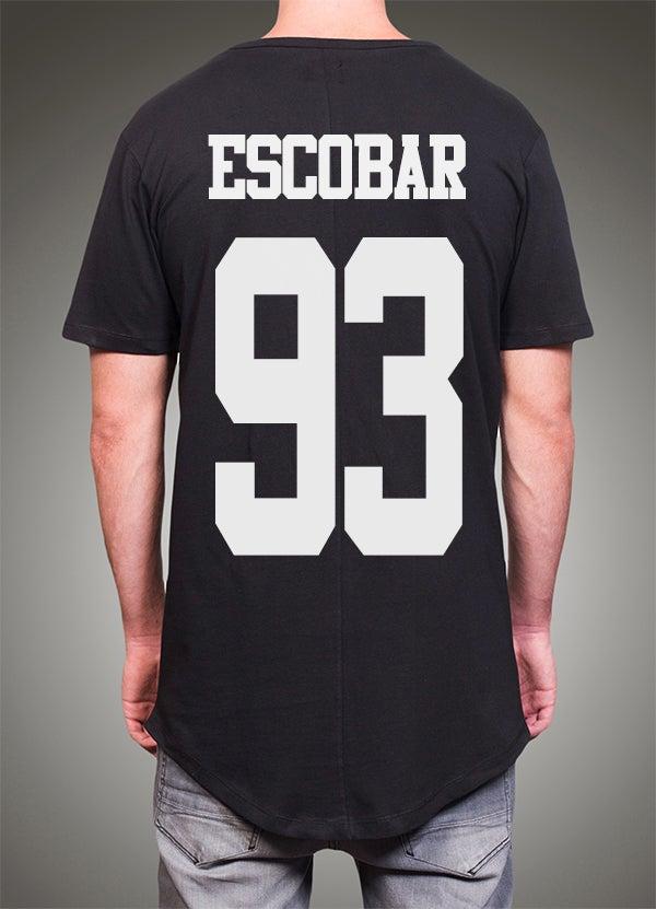 """Image of """"Escobar"""" Round - Black"""