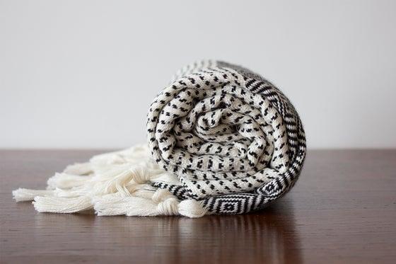 Image of hammam handdoek