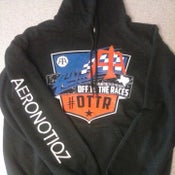 """Image of Black """"Off To The Races"""" Hoodie!"""