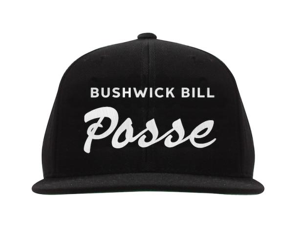 Image of BUSHWICK BILL POSSE HAT