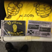 "Image of Yellow Stitches ""Wrong Place, Wrong Time"" CD"