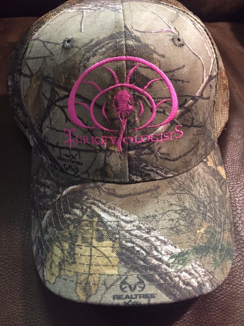 Image of Turkeyologists Hat - Pink
