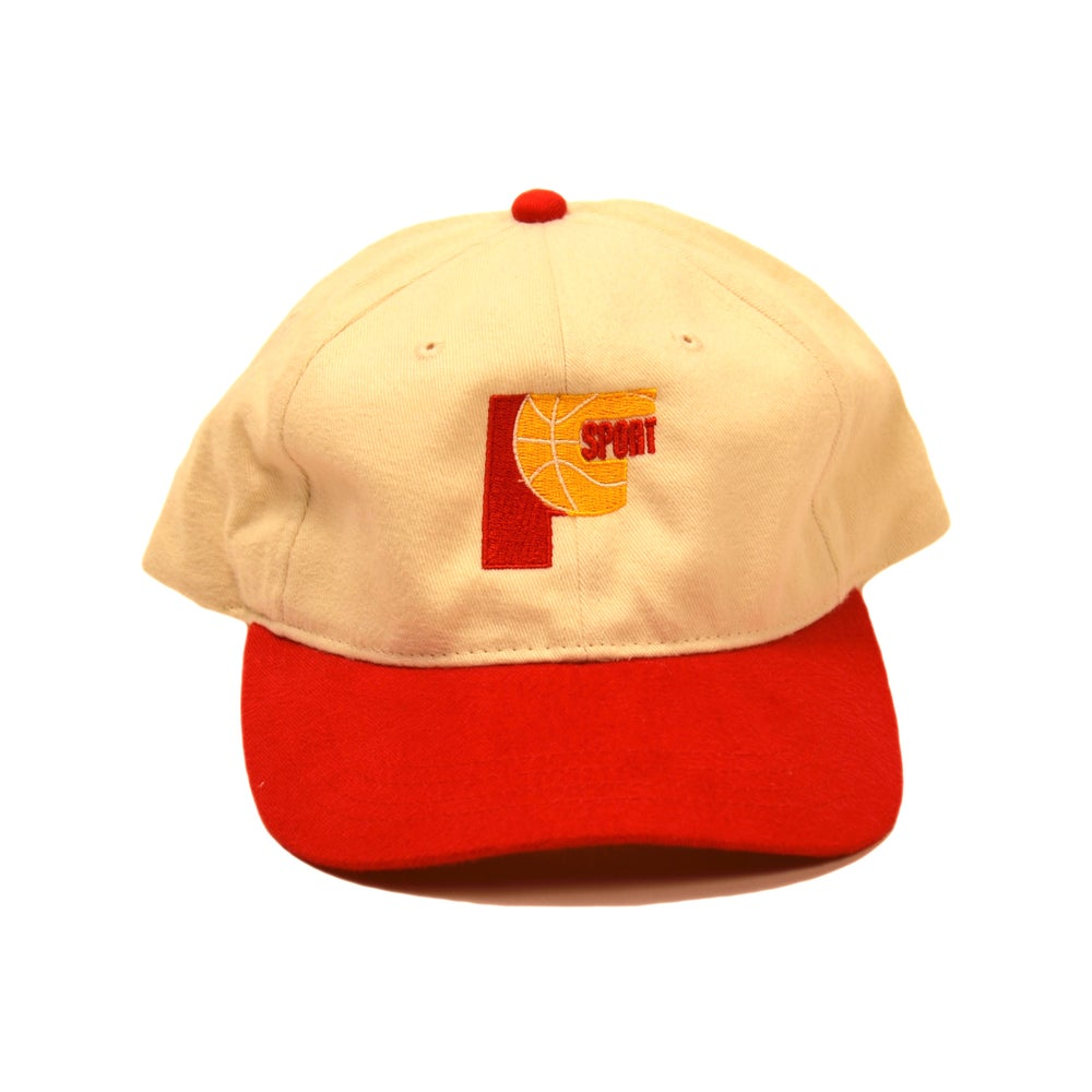 Image of TWO TONE, FSPORT LOGO CAP