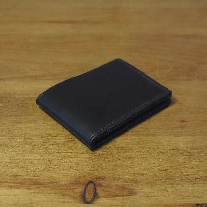 Image of Premium Bi-Fold Wallet - Midnight Blue