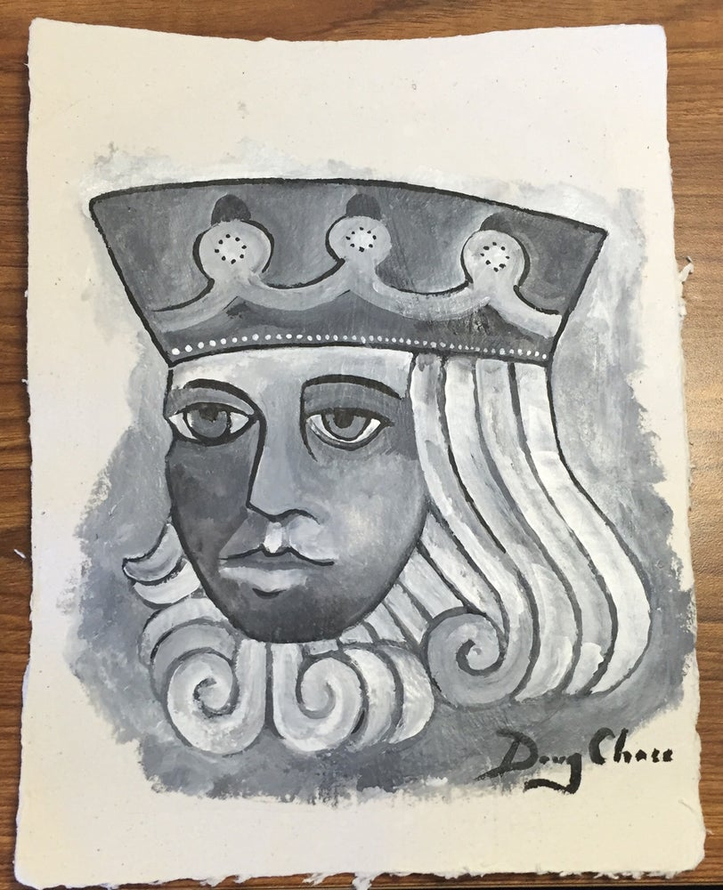 Image of King Painting