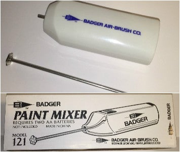 Image of Badger Model 121 Paint Mixer
