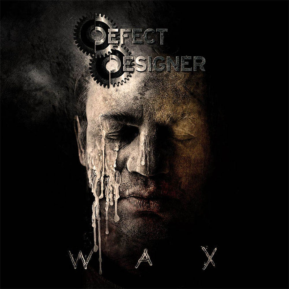 "Image of DEFECT DESIGNER ""Wax"" CD"