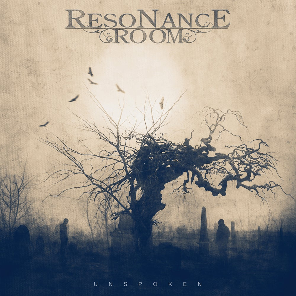"Image of RESONANCE ROOM ""Unspoken"" CD"