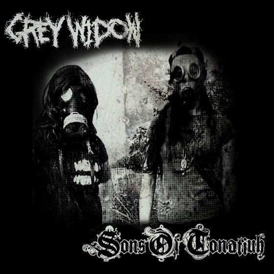 Image of Grey Widow/Sons of Tonatiuh Split CD