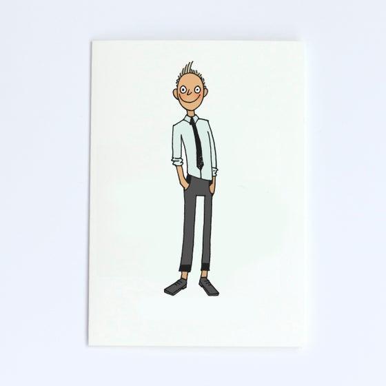 Image of Boy Card