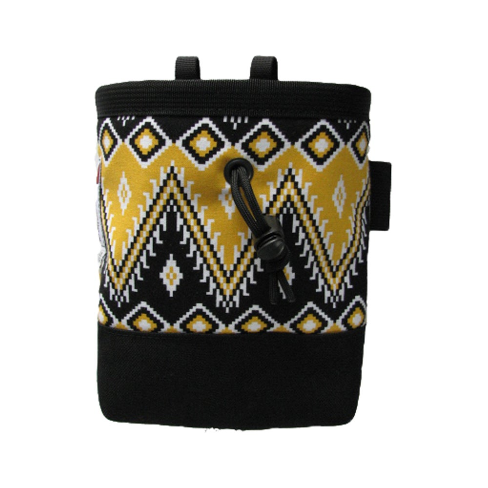 Image of hawthorne peaks tribal print chalk bag
