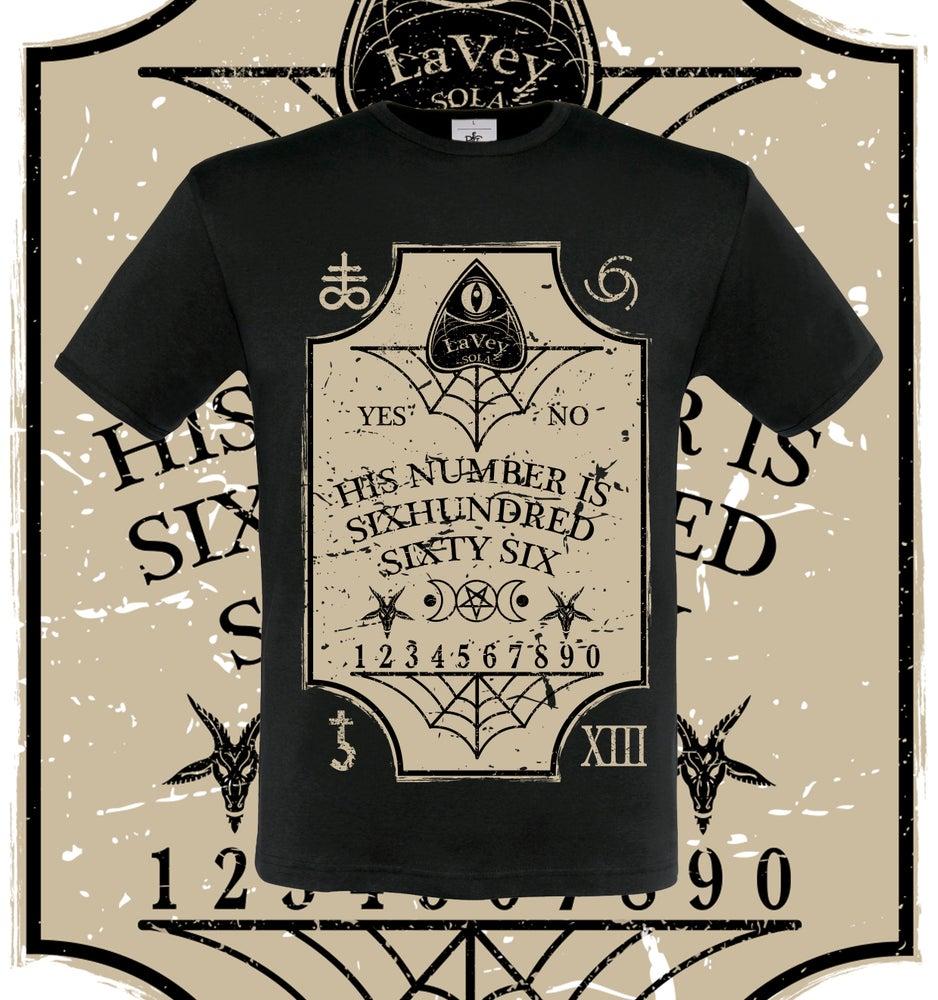 "Image of ""OUIJA"" Shirt"