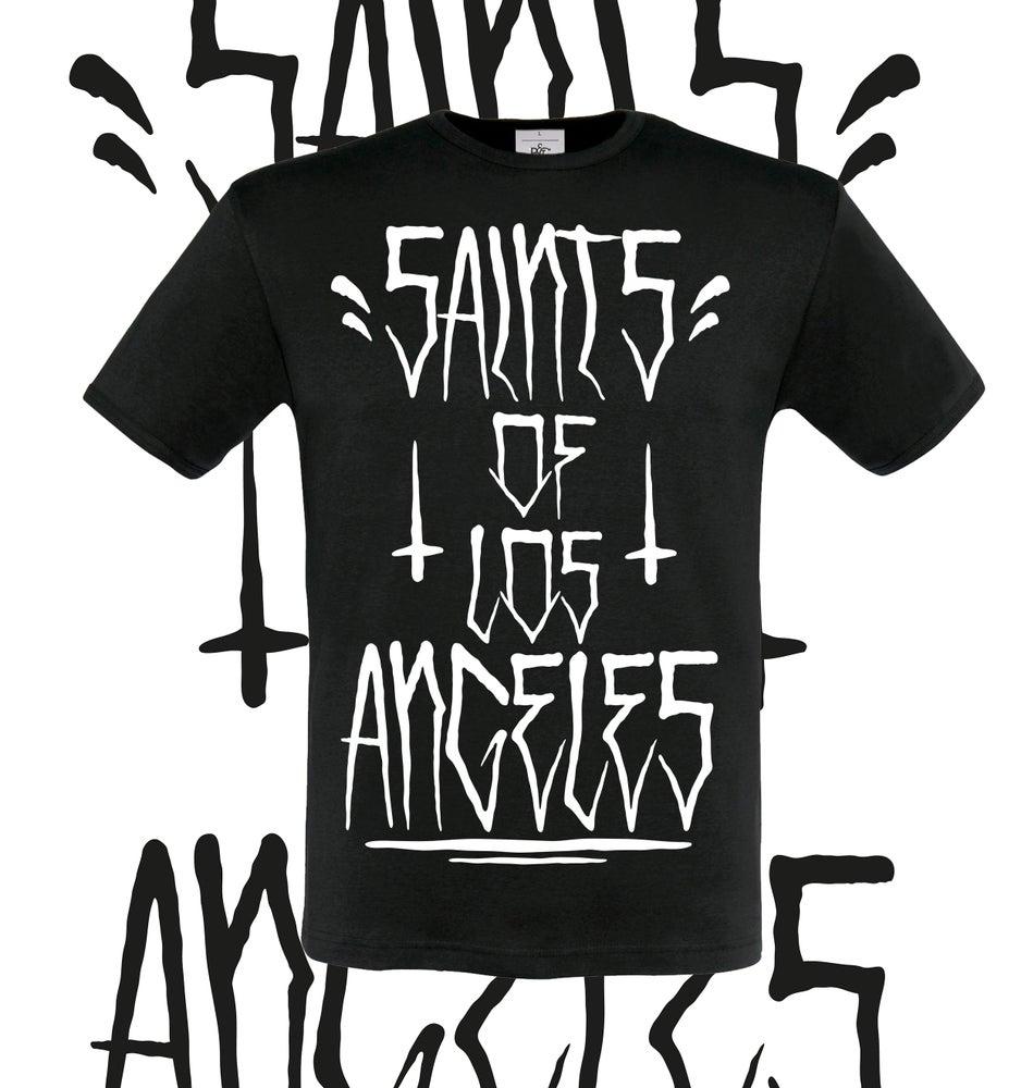 "Image of ""SAINTS OF LOS ANGELES"" Shirt"