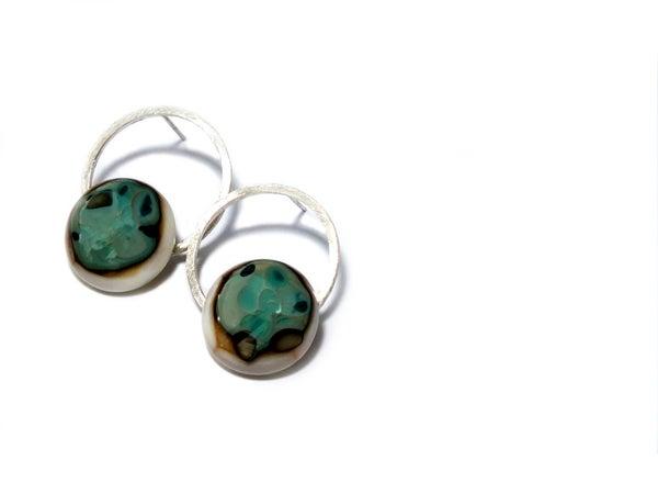 River Loop Earrings - Laura Pettifar Designs