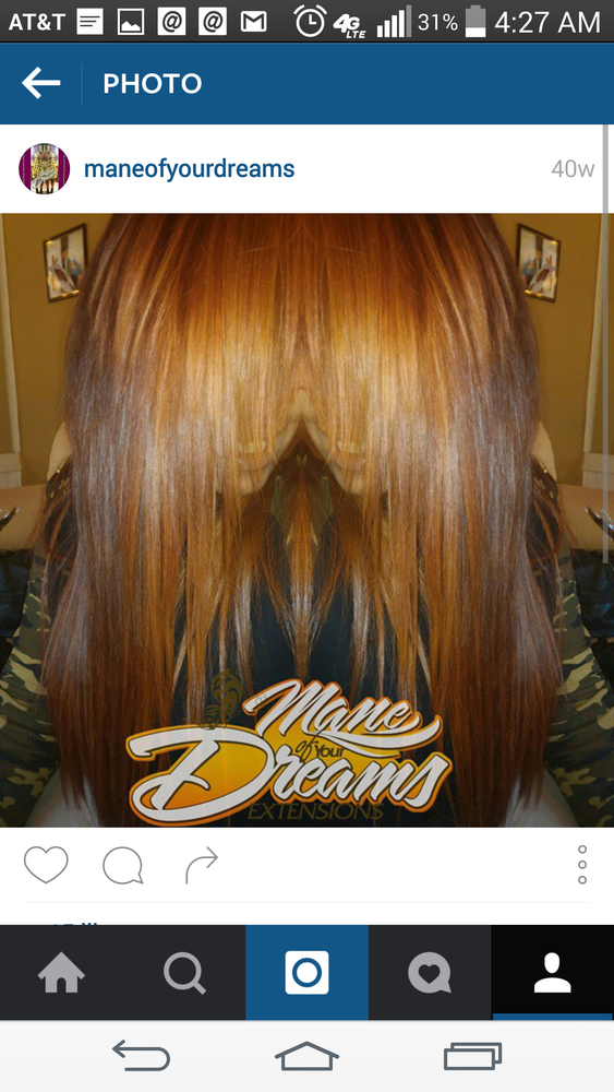 Image of MANE COLORING SERVICES
