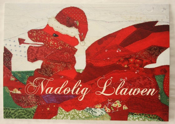 Image of NEW Welsh Christmas Cards