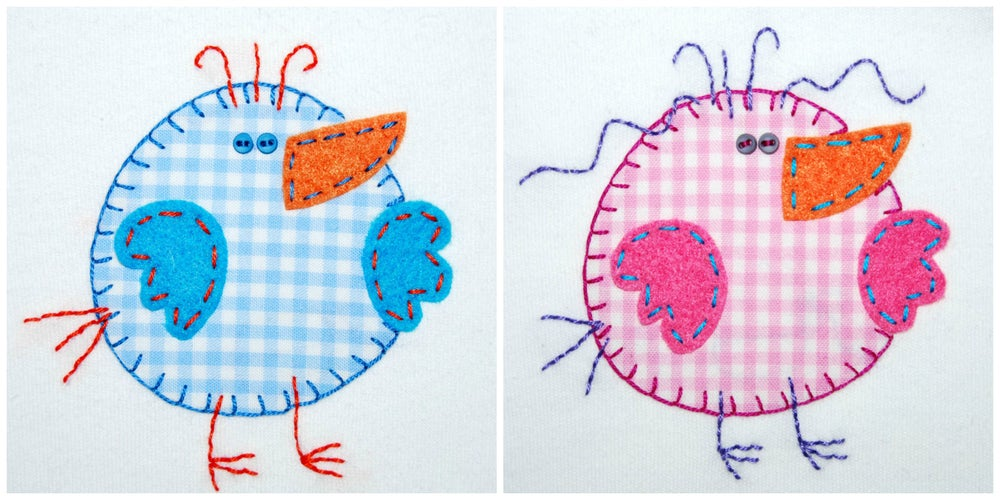 Image of Kit bodi bebé Nene*Nena DIY