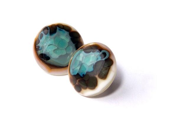 Riverside Stud Earrings - Laura Pettifar Designs