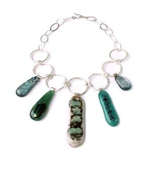 River Loop Necklace - Laura Pettifar Designs
