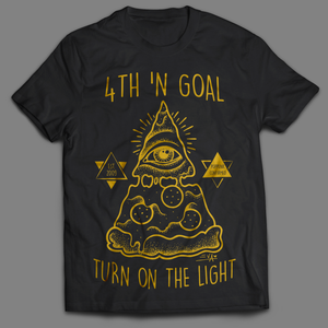 Image of ILLUMINATEE - Black/Yellow