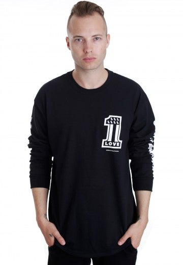 Image of [S6] QTR Mile Longsleeve