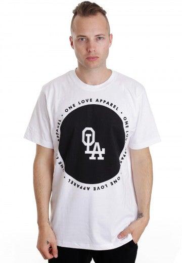 Image of [S6] Hole White T-Shirt
