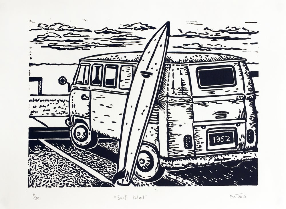 "Image of ""Surf Patrol"" 2015"