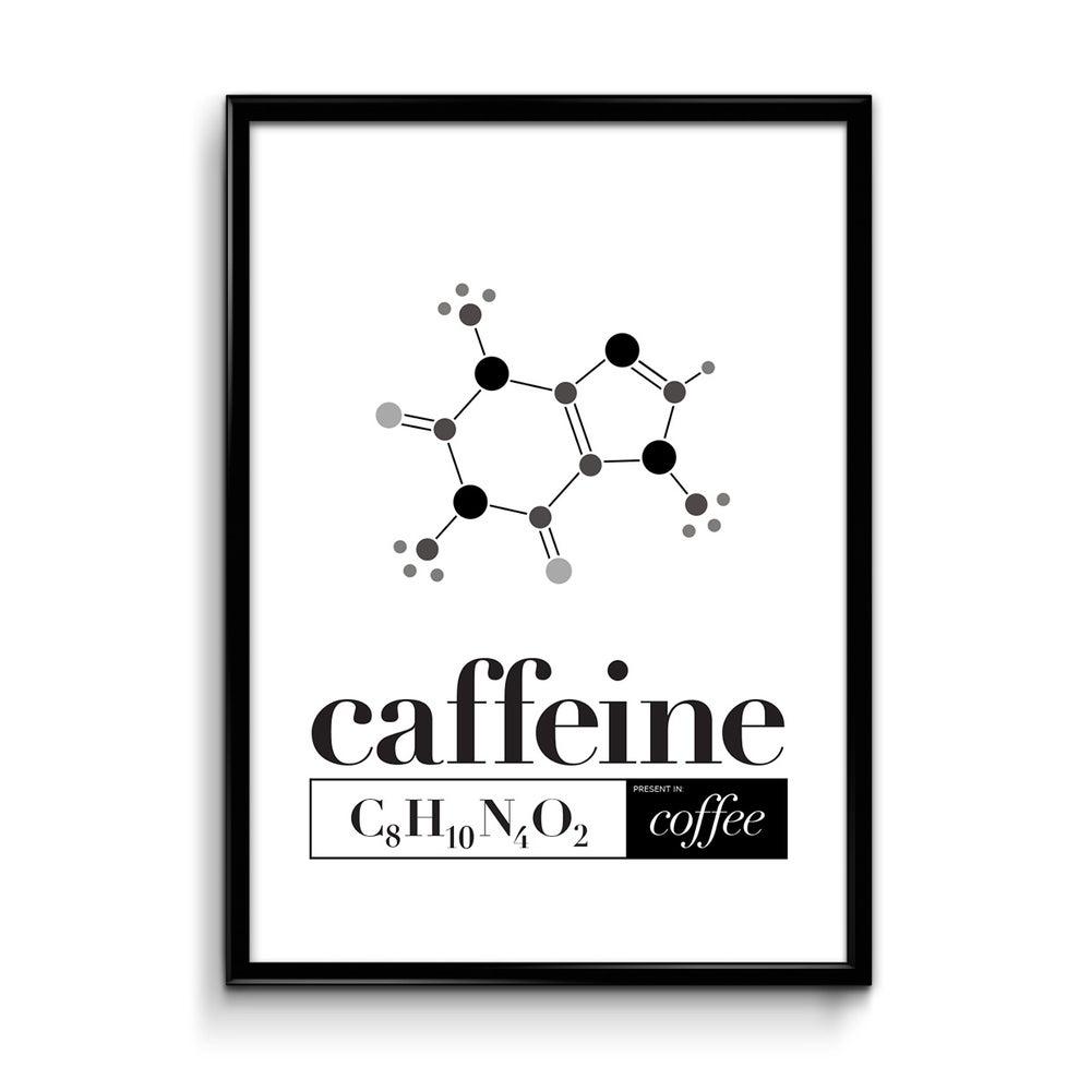 Image of Caffeine Chemistry