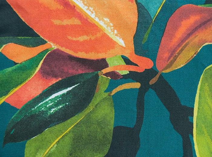 Image of Magnolia Grandiflora Canvas Pouch #2