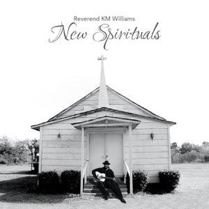 Image of Reverend KM Williams - New Spirituals CD