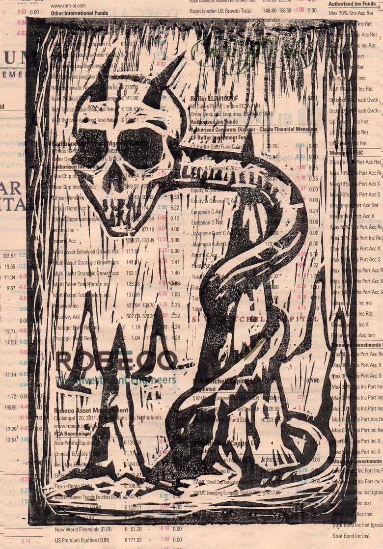 Image of snake voodoo