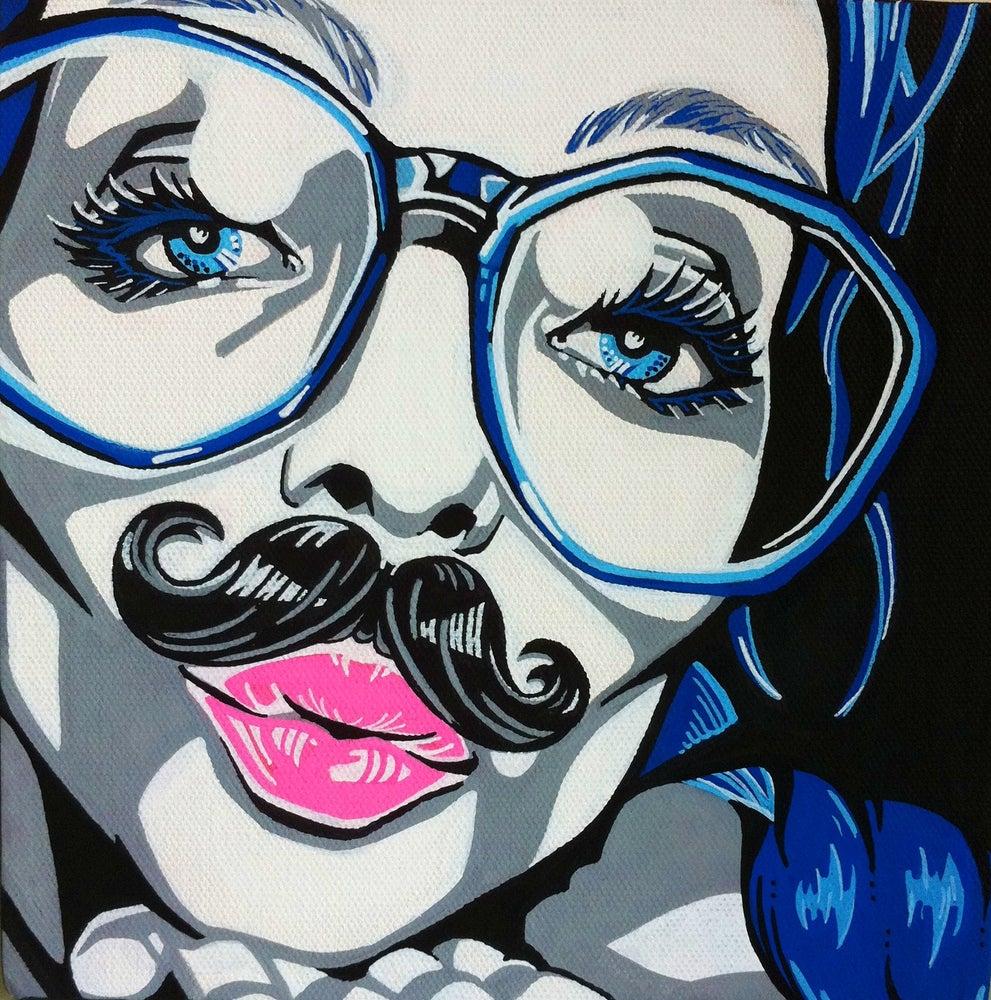 Image of Tash & Glasses