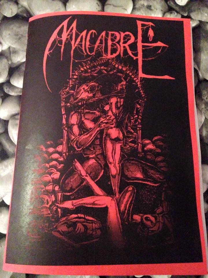 Image of Macabre Zine