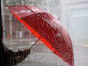 Image of Red Umbrella