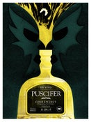 Image of Puscifer poster (Variant) Atlanta GA. 11/08/15