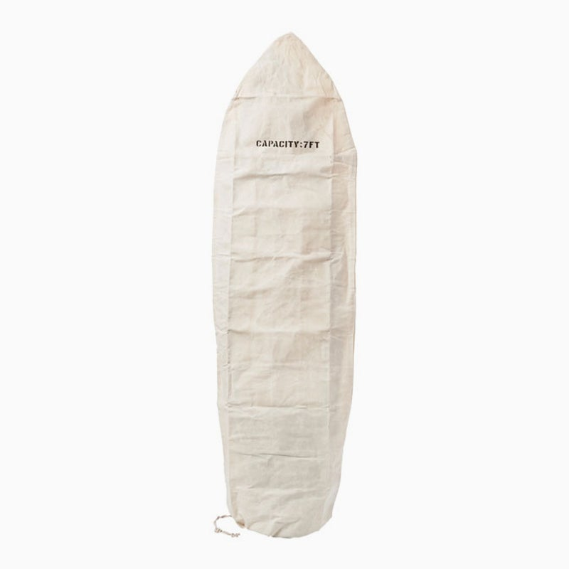 Image of PUEBCO Surfboard Cover - OFF WHITE