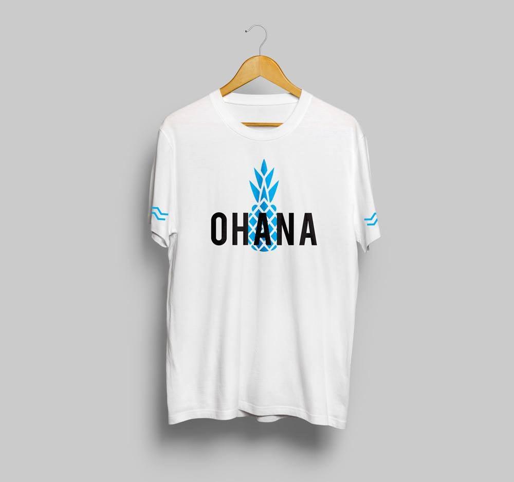 Image of Ohana White Tee