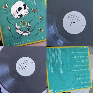 Image of The Death of Everything New limited Vinyl