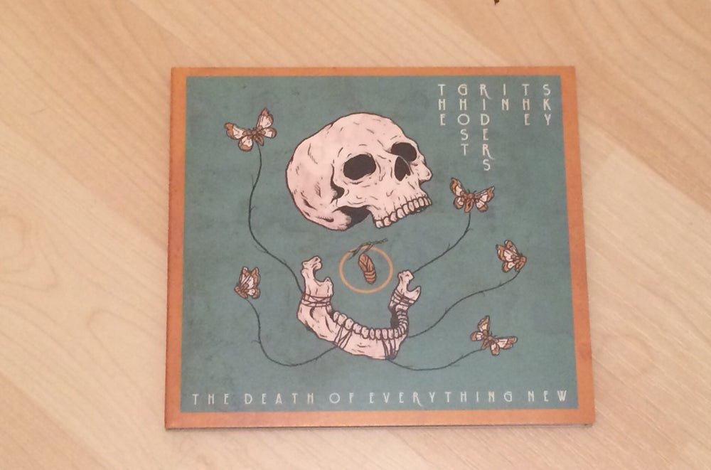 Image of The Death of Everything New Physical Album